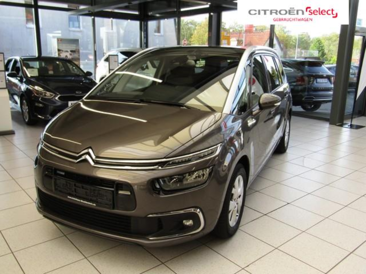 Citroën Grand C4 Picasso 1.2 PureTech 130 Selection S&S