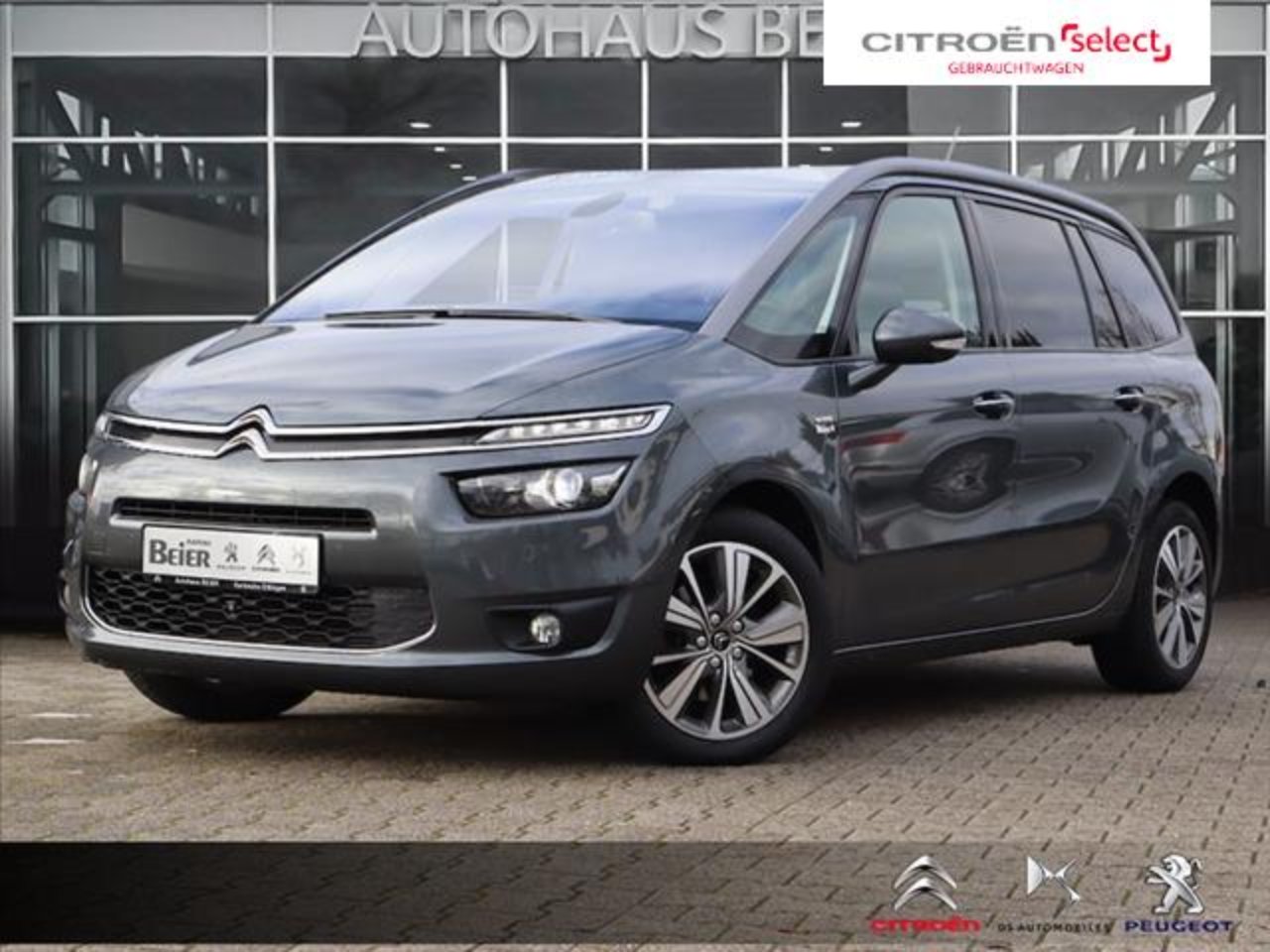 Citroën Grand C4 Picasso BlueHDi 150 Exclusive