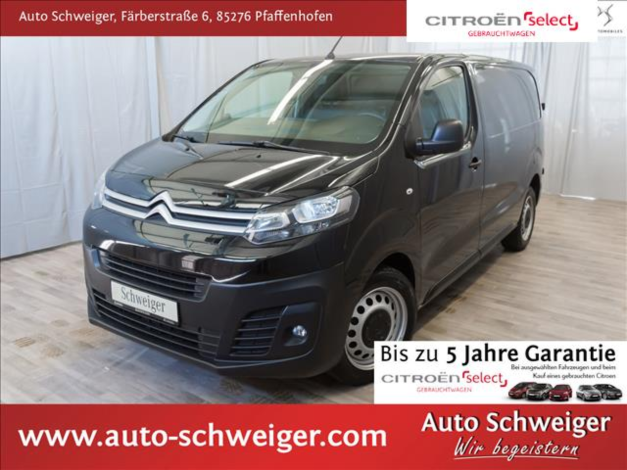 Citroën Jumpy KW L2 HDi 120 Busin.Klima Radio DAB PTS hi