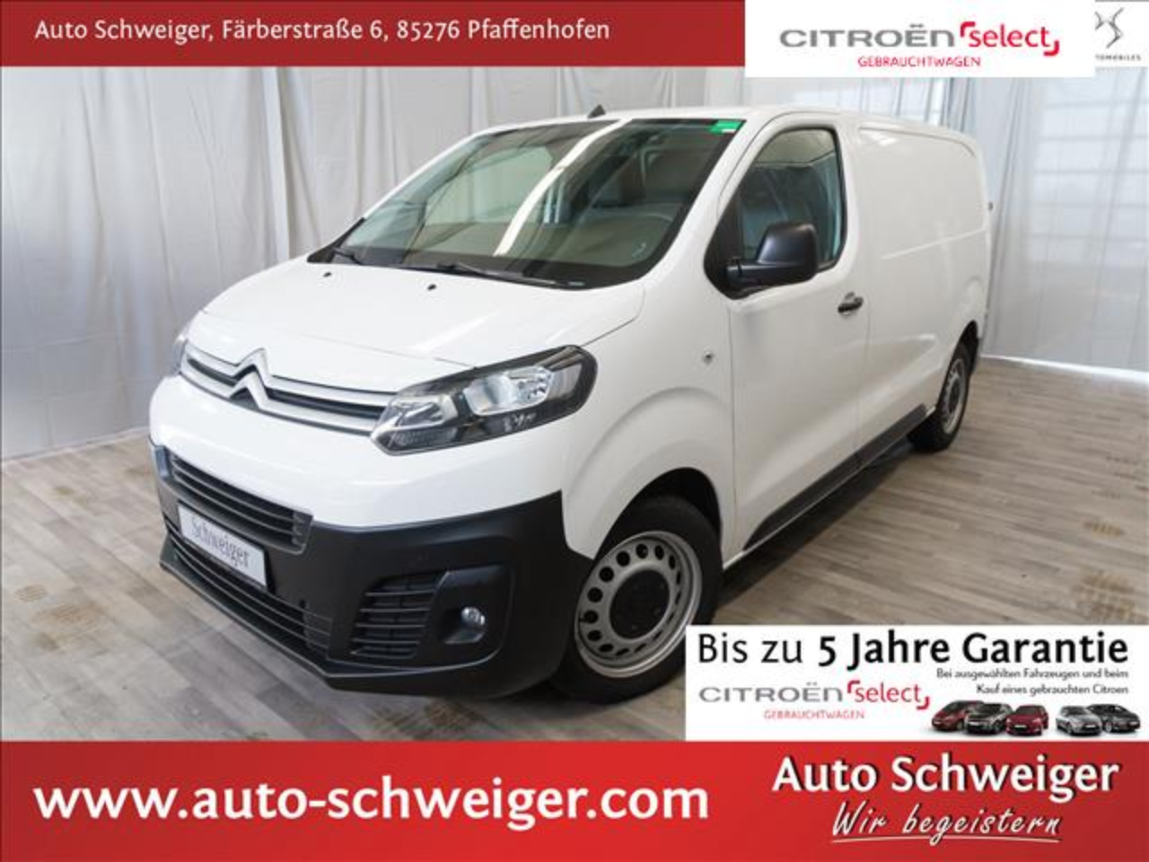 Citroën Jumpy KaWa Business M L2 Klima PTS hi. Radio DAB