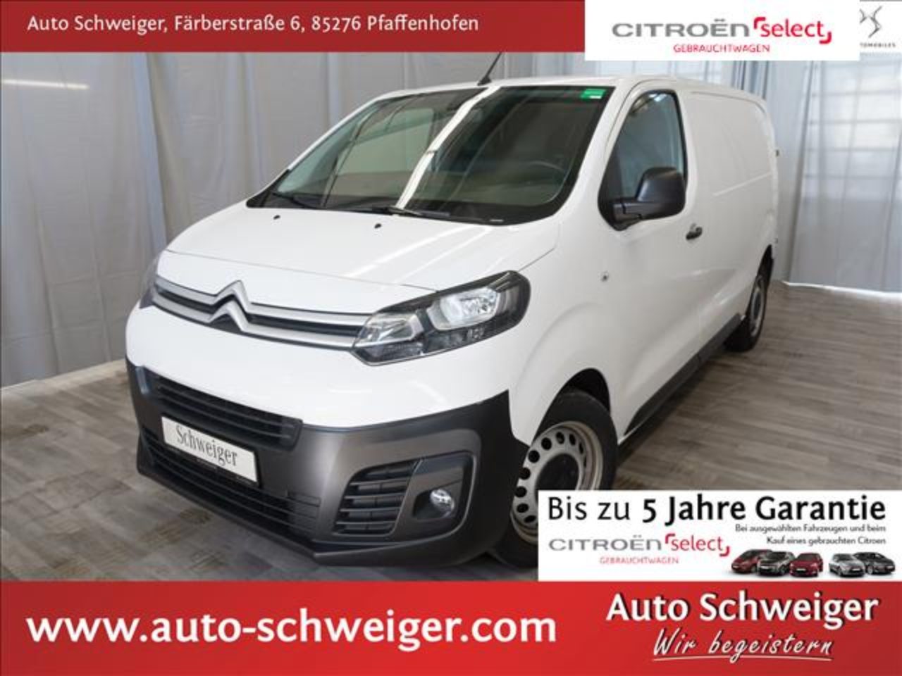 Citroën Jumpy KaWa Business M L2 PTS hi. Radio DAB Klima