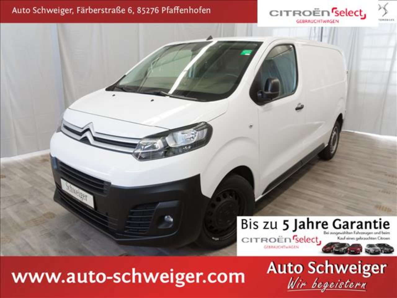 Citroën Jumpy KaWa Business M L2 PTS hi. Klima Radio DAB