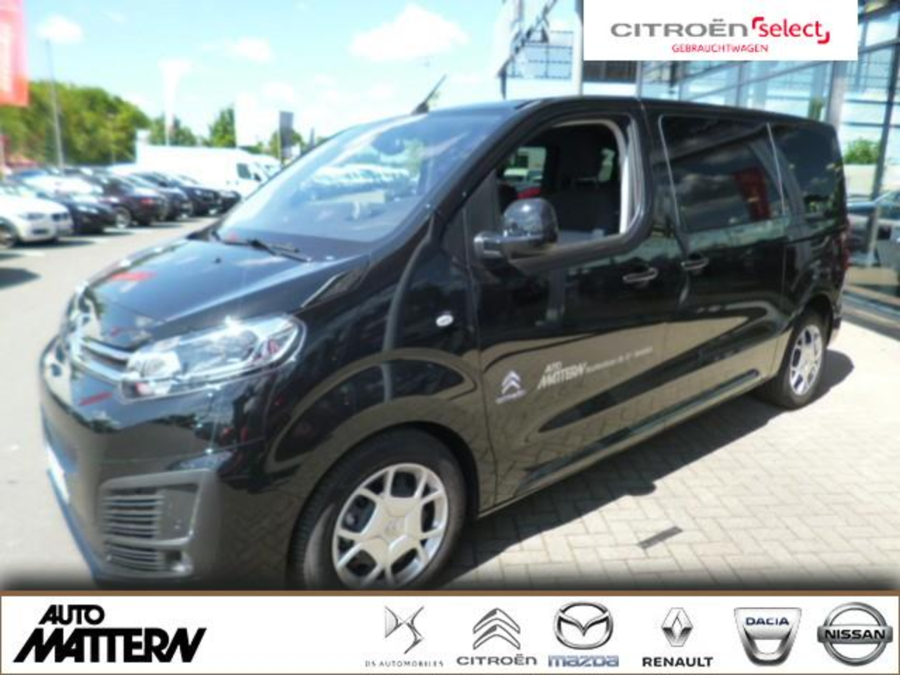 Citroën Jumpy Spacetourer Shine
