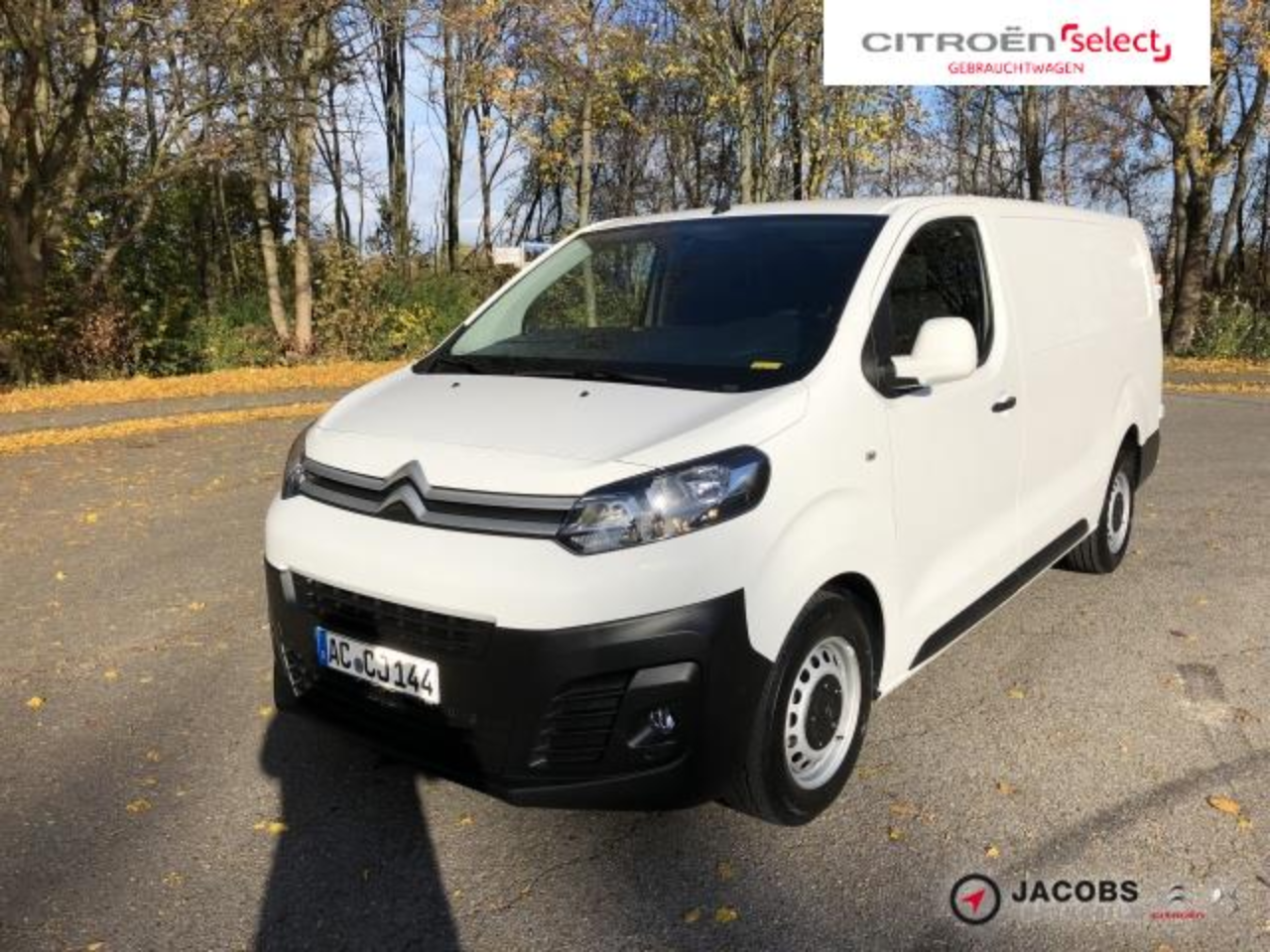 Citroën Jumpy Profi XL BlueHDi 120 -Klima-PDC-Temp