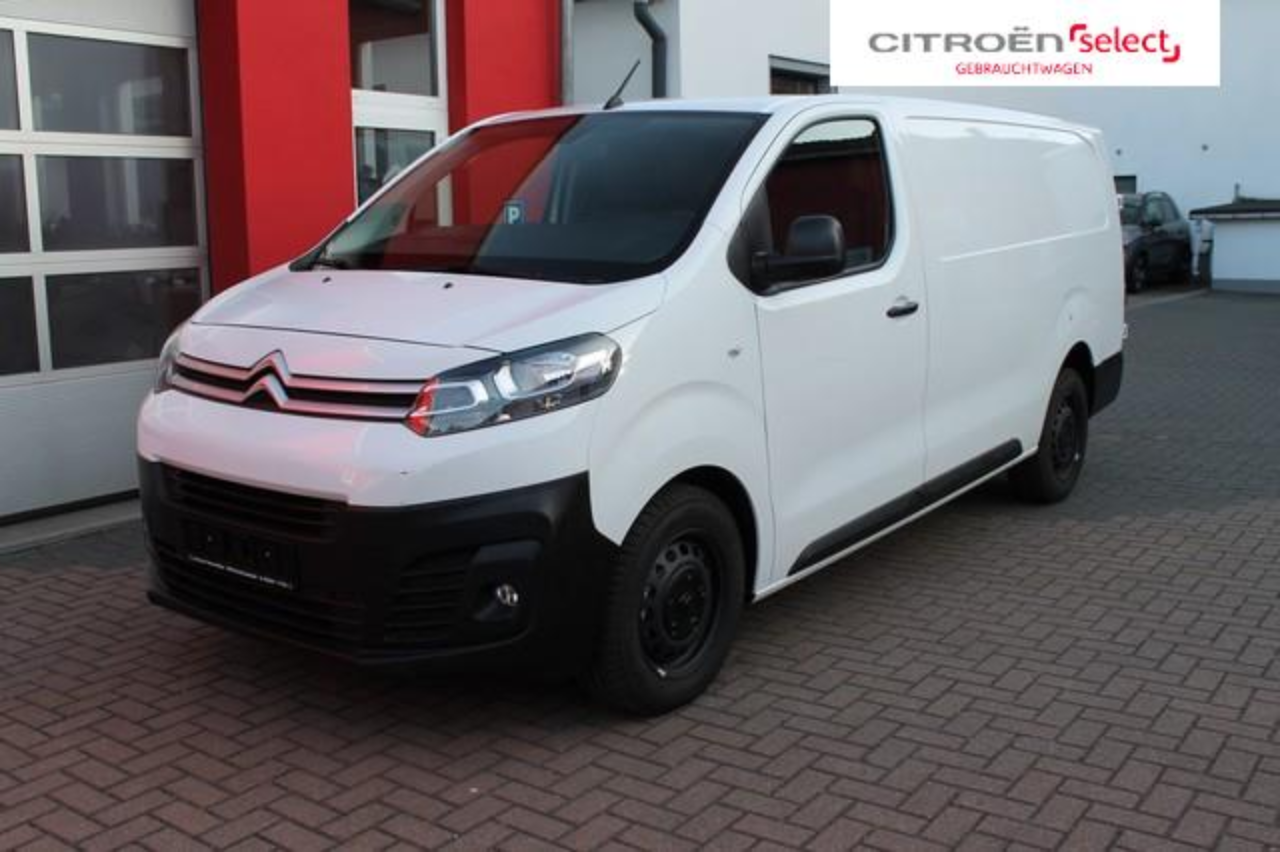 Citroën Jumpy KW HDi 120 XL L3 Business Navi DAB PDC Klima