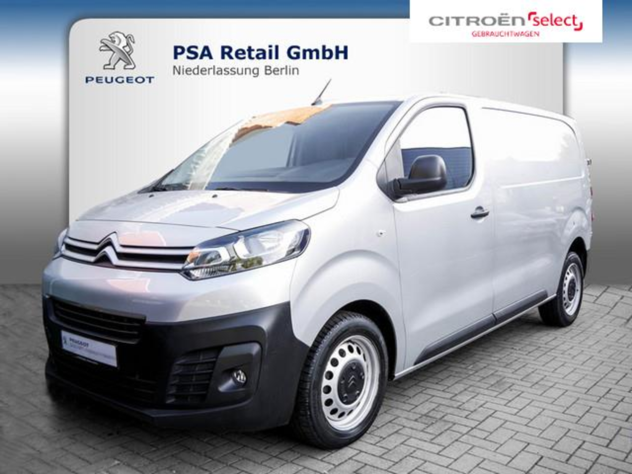 Citroën Jumpy Komfort Plus M BlueHDi 120 Business