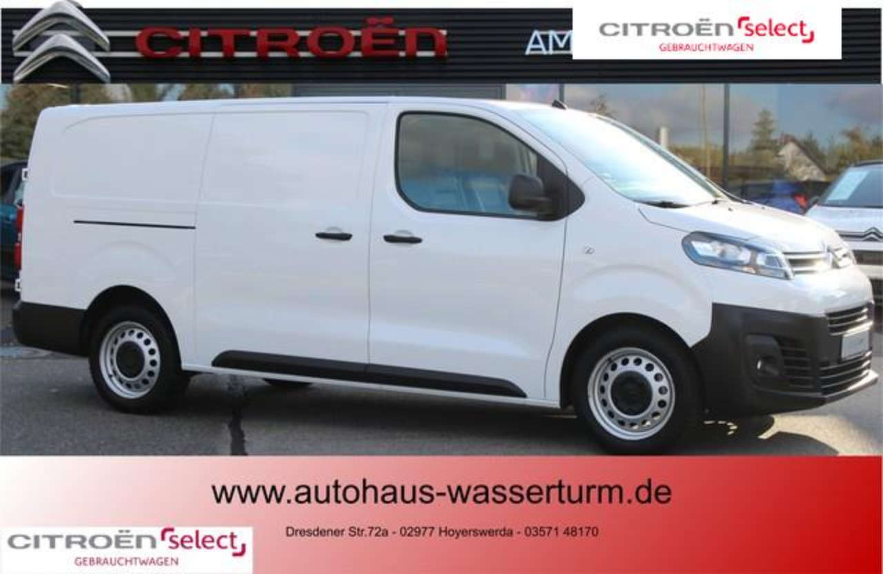 Citroën Jumpy 2.0 BlueHDi 150 FAP XL (L3) Business S&S