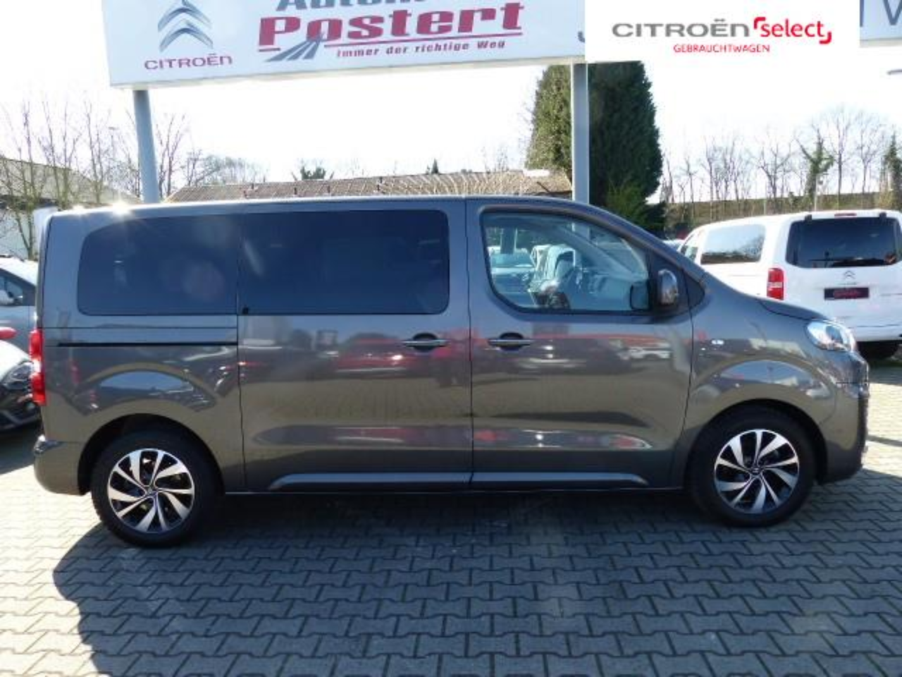 Citroën Spacetourer 2.0 BlueHDi180 M Business Lounge (Euro 6d-T)