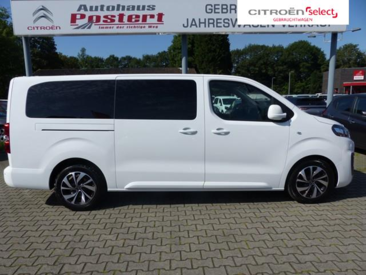 Citroën Spacetourer 2.0BlueHDi 180XL Business S&S(EU 6d-T) 9-Sitzer