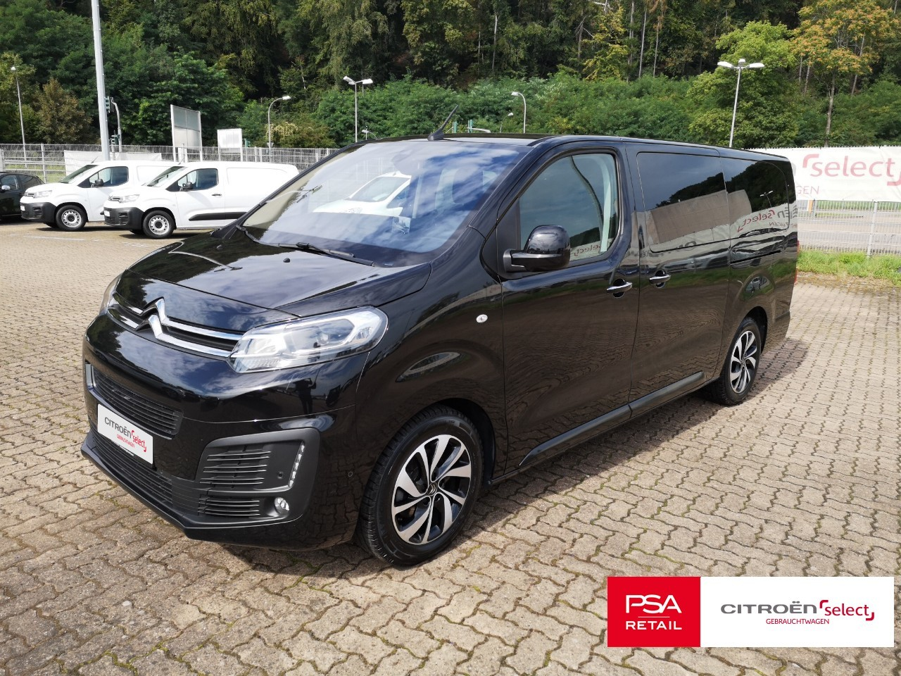 Citroën Spacetourer Shine XL 2.0BlueHDi180PS EAT8 7-Sitzer