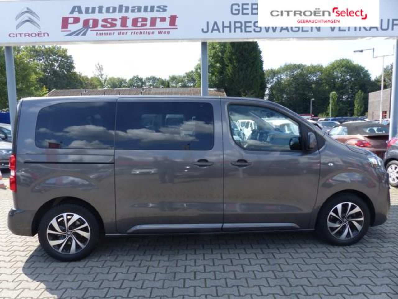 Citroën Spacetourer Feel BlueHDi 115 FAP M (L2) S&S