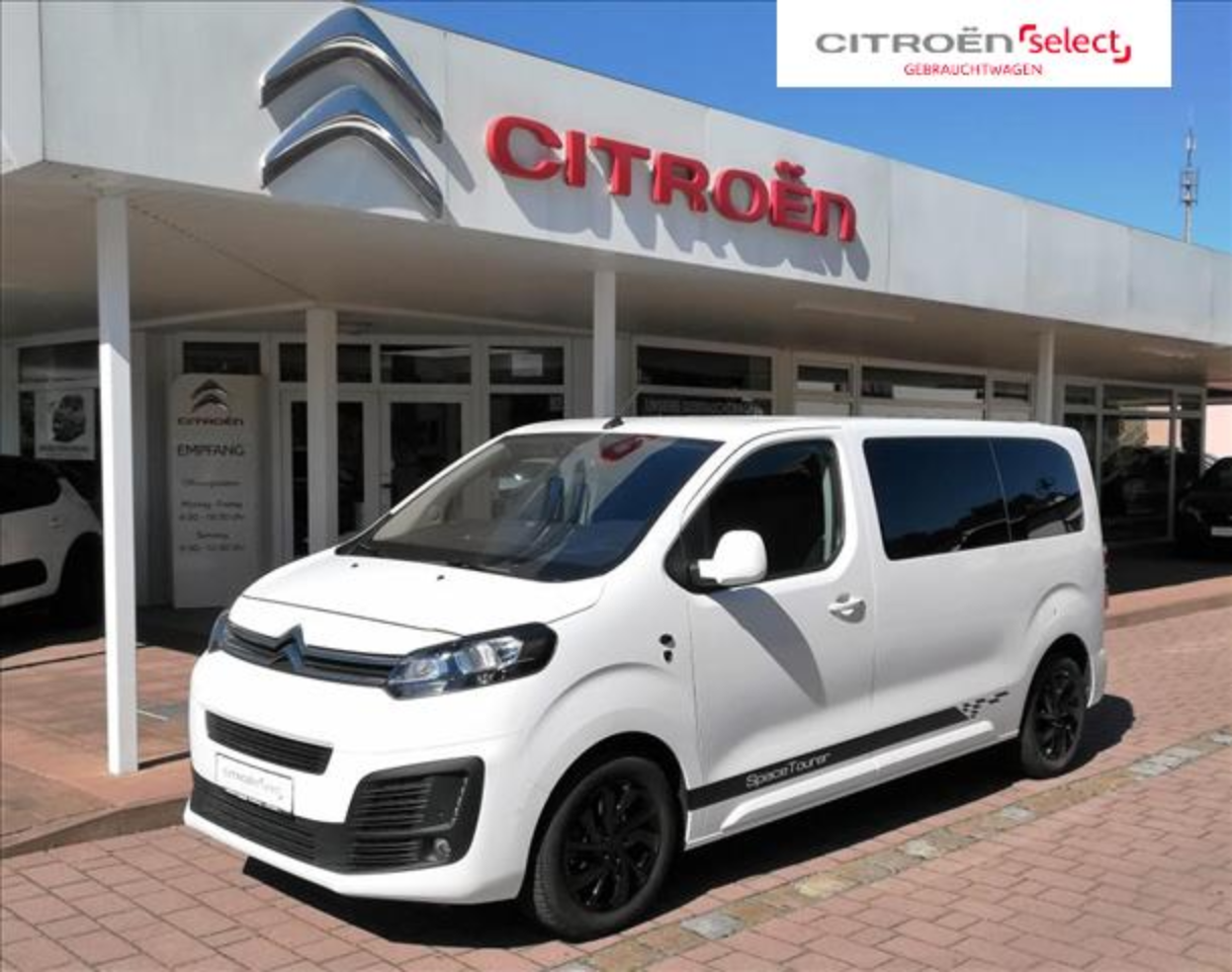Citroën Spacetourer 2.0 BlueHDi 180 M Business S&S (EU 6d)