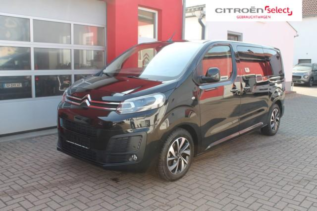 Citroën Spacetourer HDi 180 EAT8 M L2 Business Lounge Navi Dach