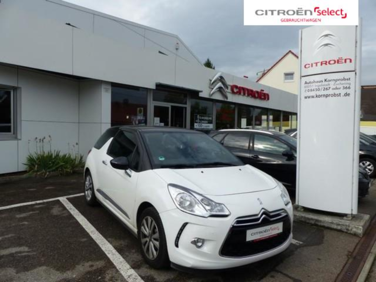 Ds DS3 DS 3 Pure Tech VTi 82 Chic