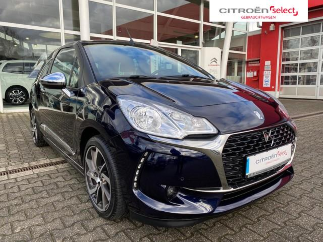 Ds DS 3 Cabrio THP 165 S&S SportChic *NAV*Leder* DAB*