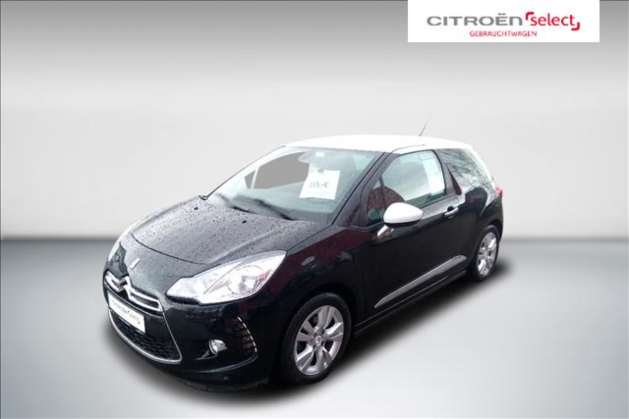 Ds DS3 DS 3 Pure Tech 82 So Chic