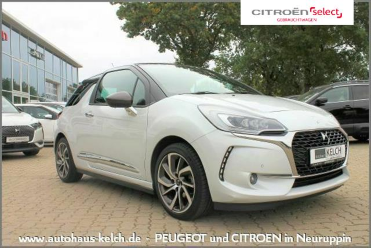 Ds DS3 DS 3 THP 130 SPORT CHIC