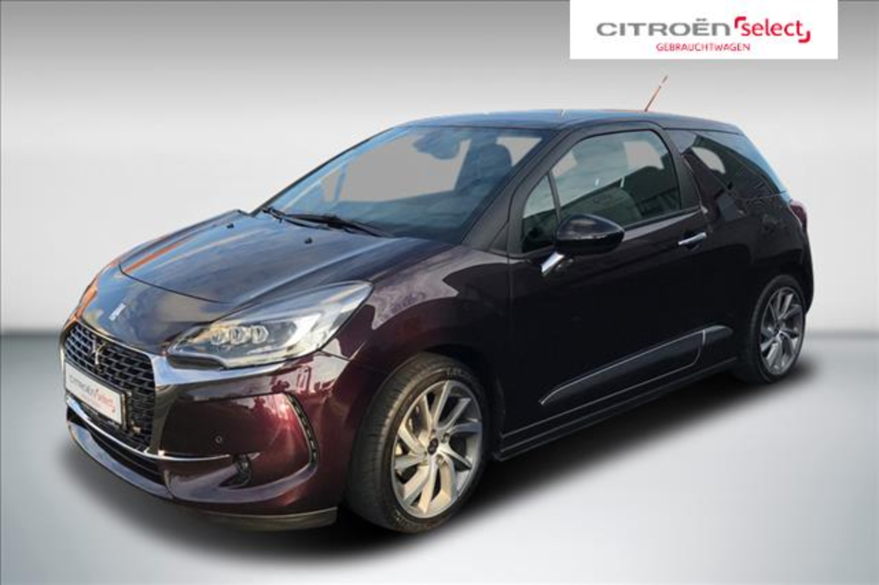 Ds DS3 DS 3 Pure Tech 130 Sport Chic Start Stop