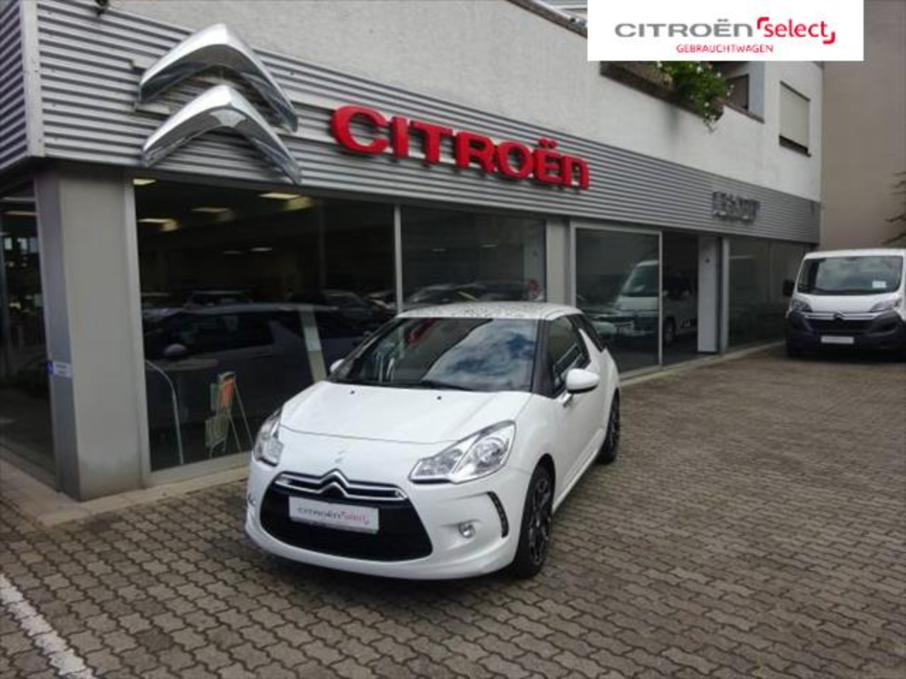 Ds DS3 DS 3 SO CHIC VTI120