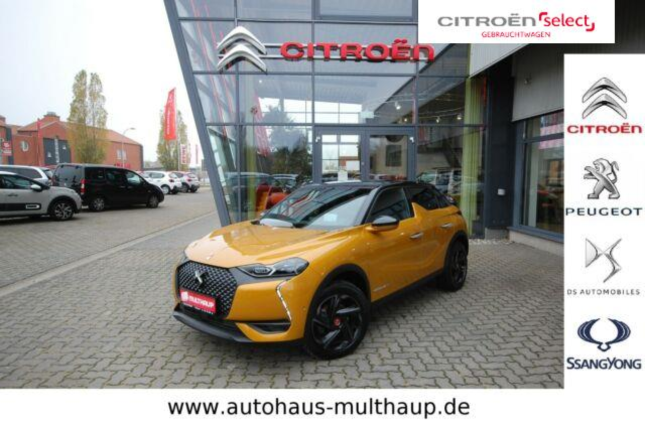 Ds DS 3 Crossback Performance Line EAT8