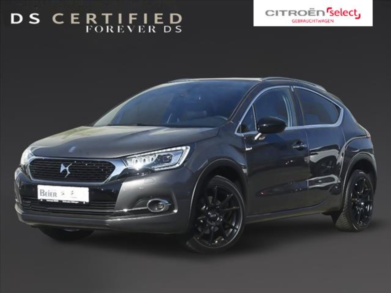 Ds DS 4 BlueHDi 180 Crossback *Standheizung*