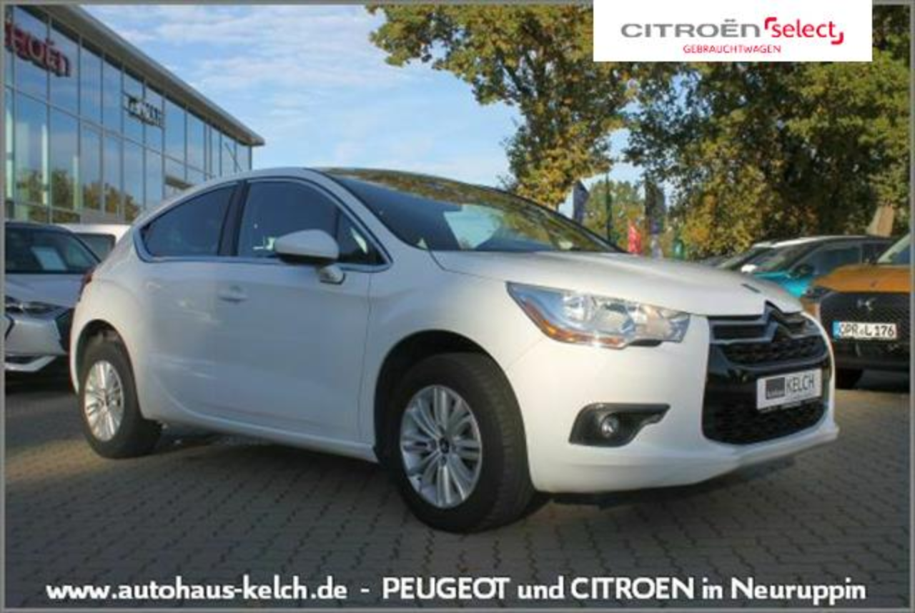Ds DS4 DS 4 VTi 120 Chic