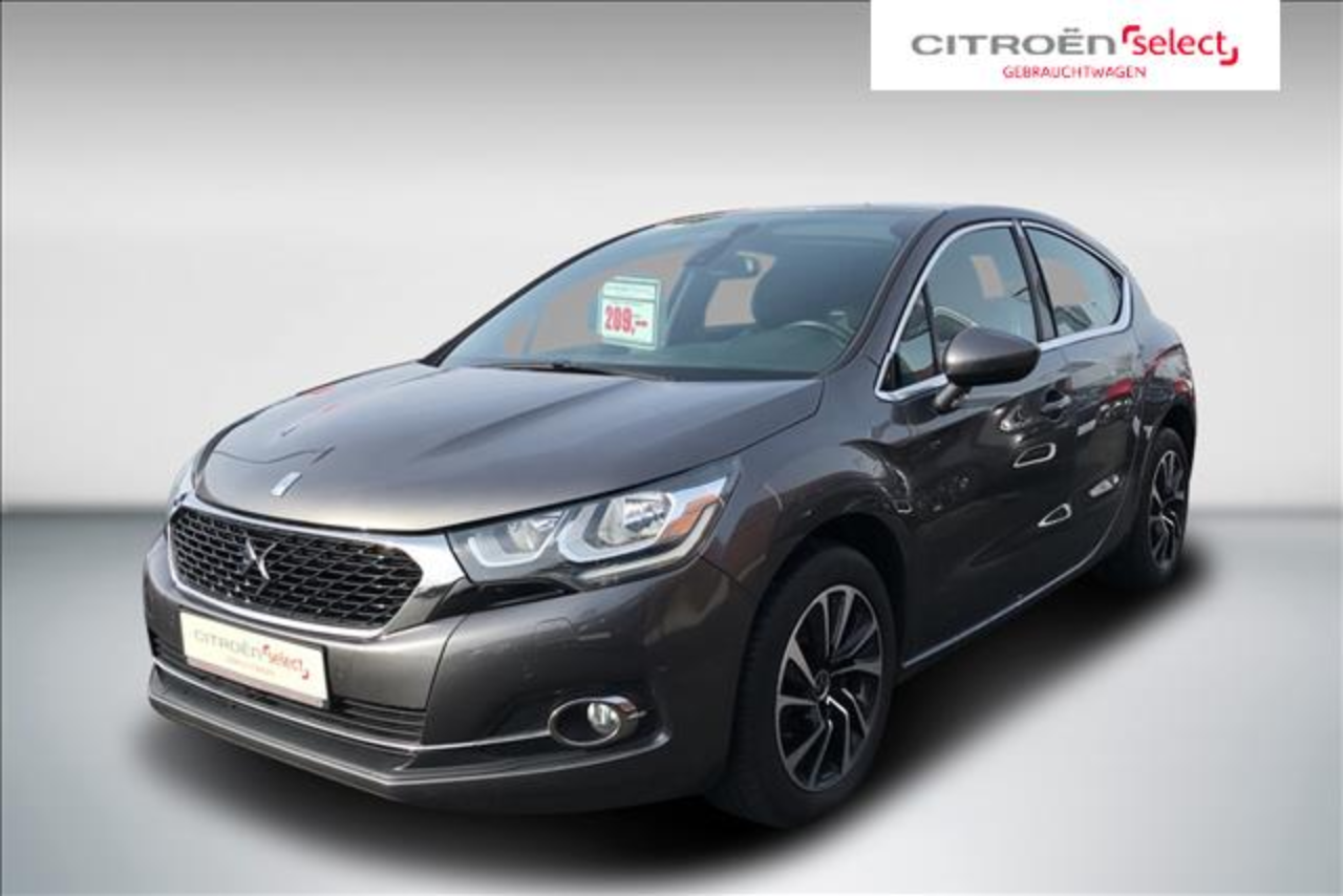 Ds DS 4 BlueHDi 120 Hatchback EAT6 Start Stop