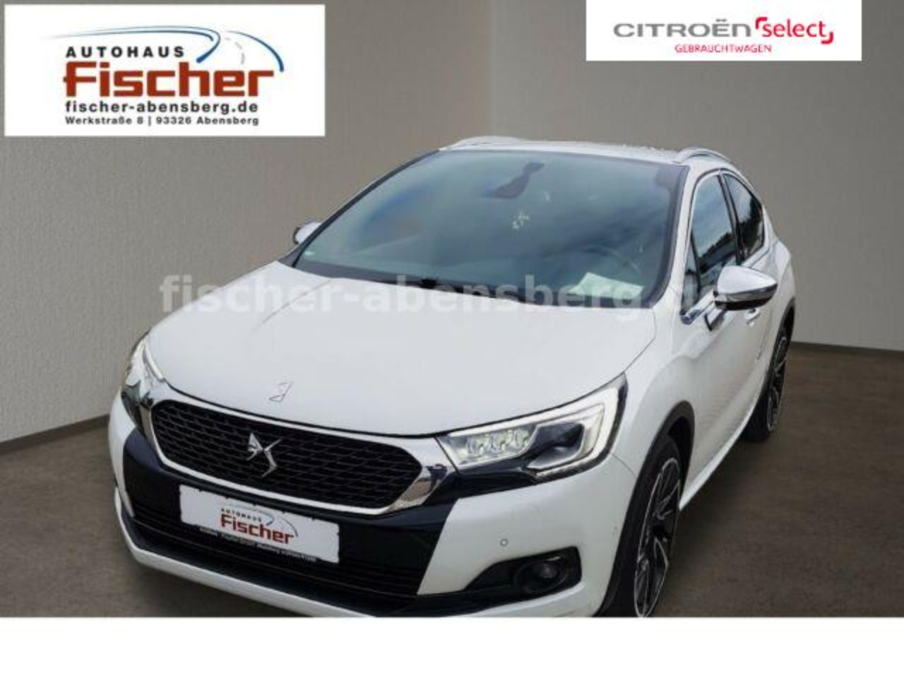 Ds DS 4 BlueHDi 180 Crossback