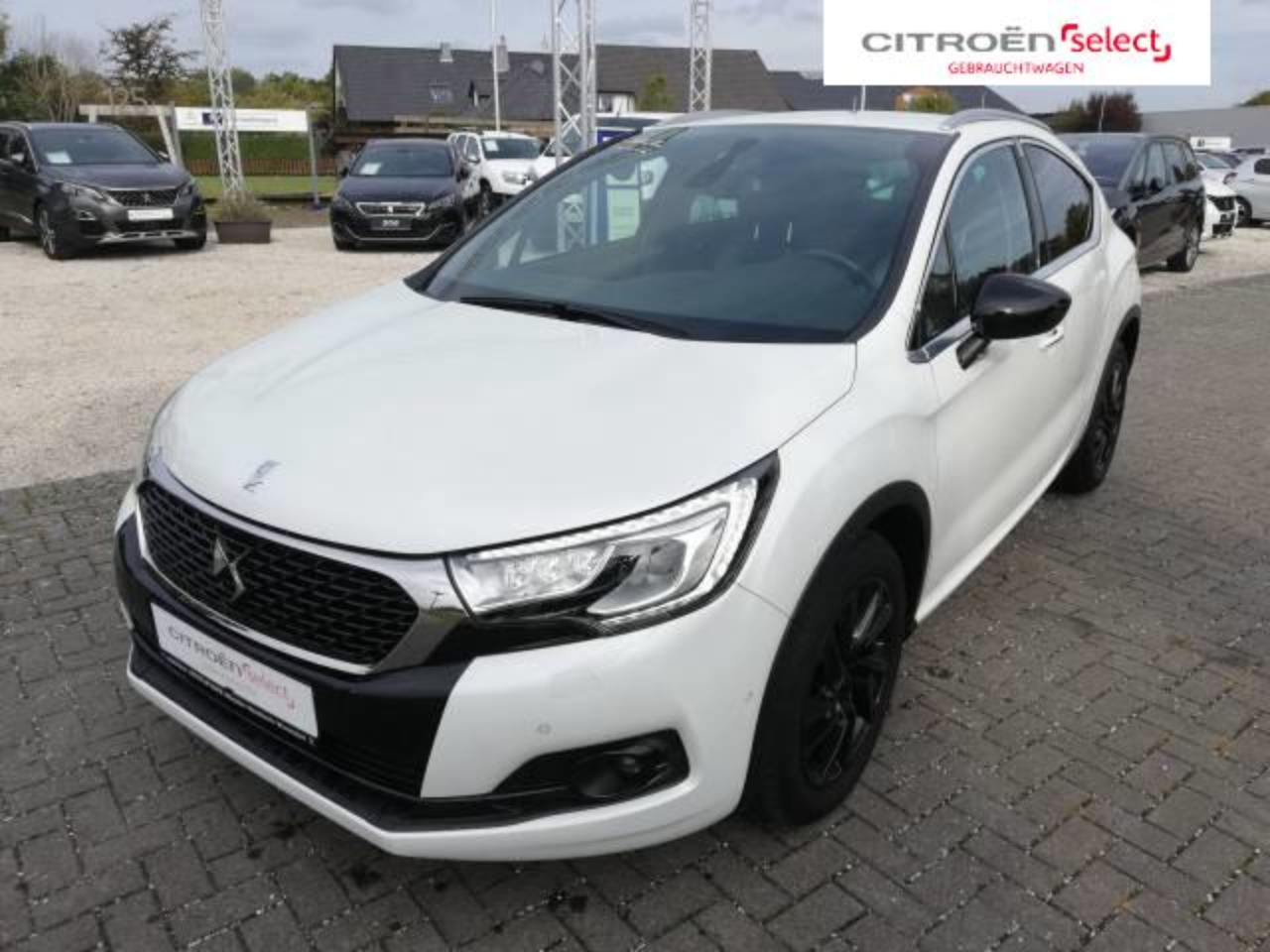 Ds DS 4 Crossback BLUE HDI 180