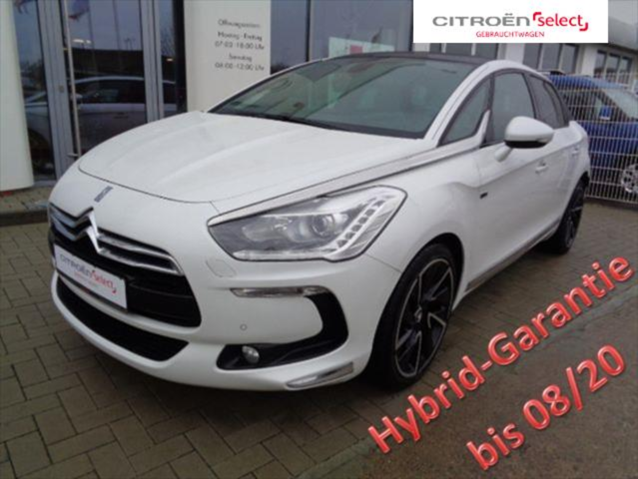 Ds DS5 DS 5 HYBRID4 Sportchic