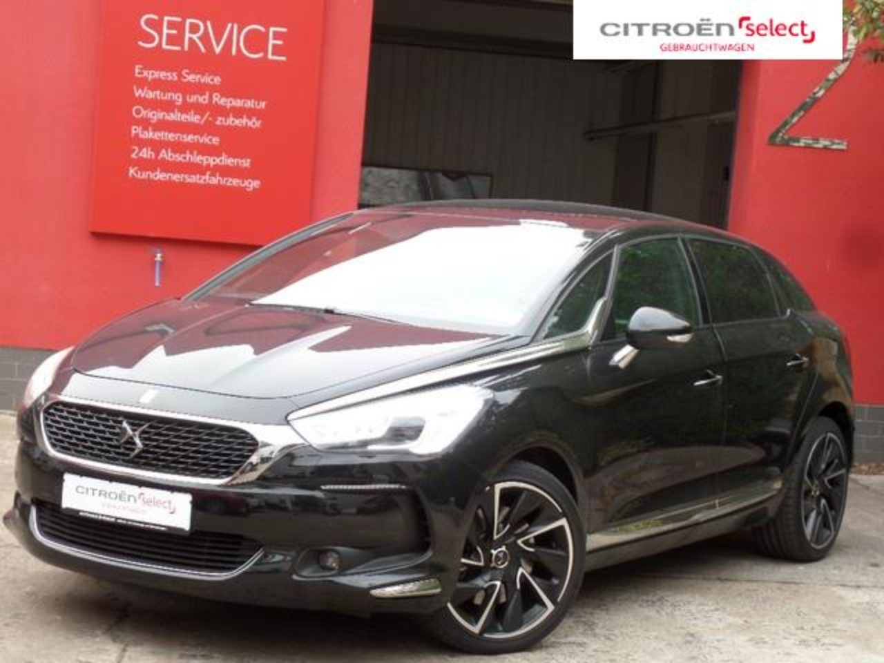 Ds DS 5 HDi180 EAT6 *Head-up-Display*Navi*Glasdach*PDC*
