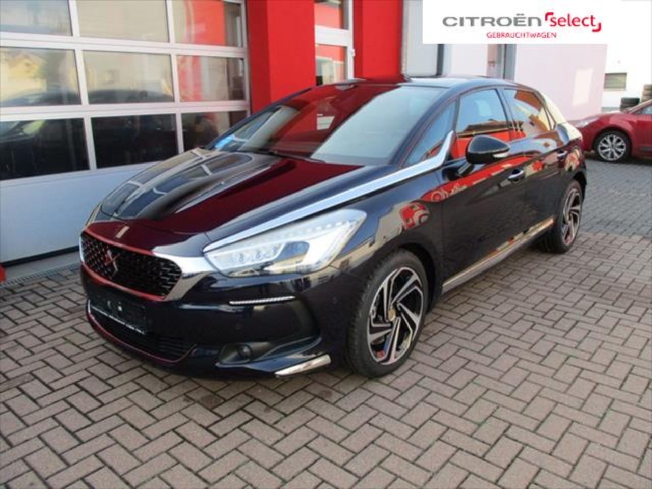 Ds DS 5 HDi 180 Limited Edition 1955 Navi Xenon Kamera Led
