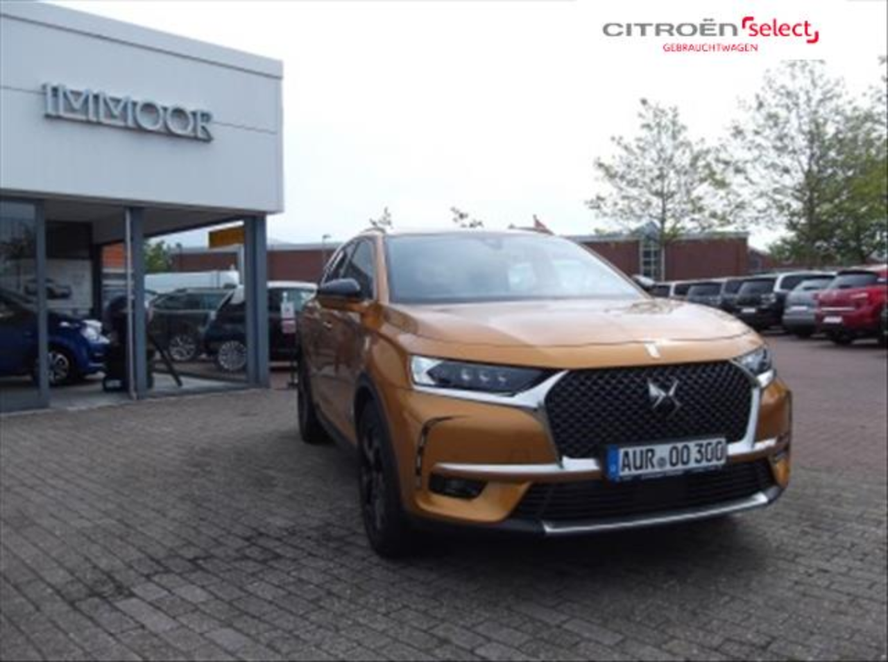 Ds DS 7 Crossback BlueHDI 180 Aut. BUSINESS LINE