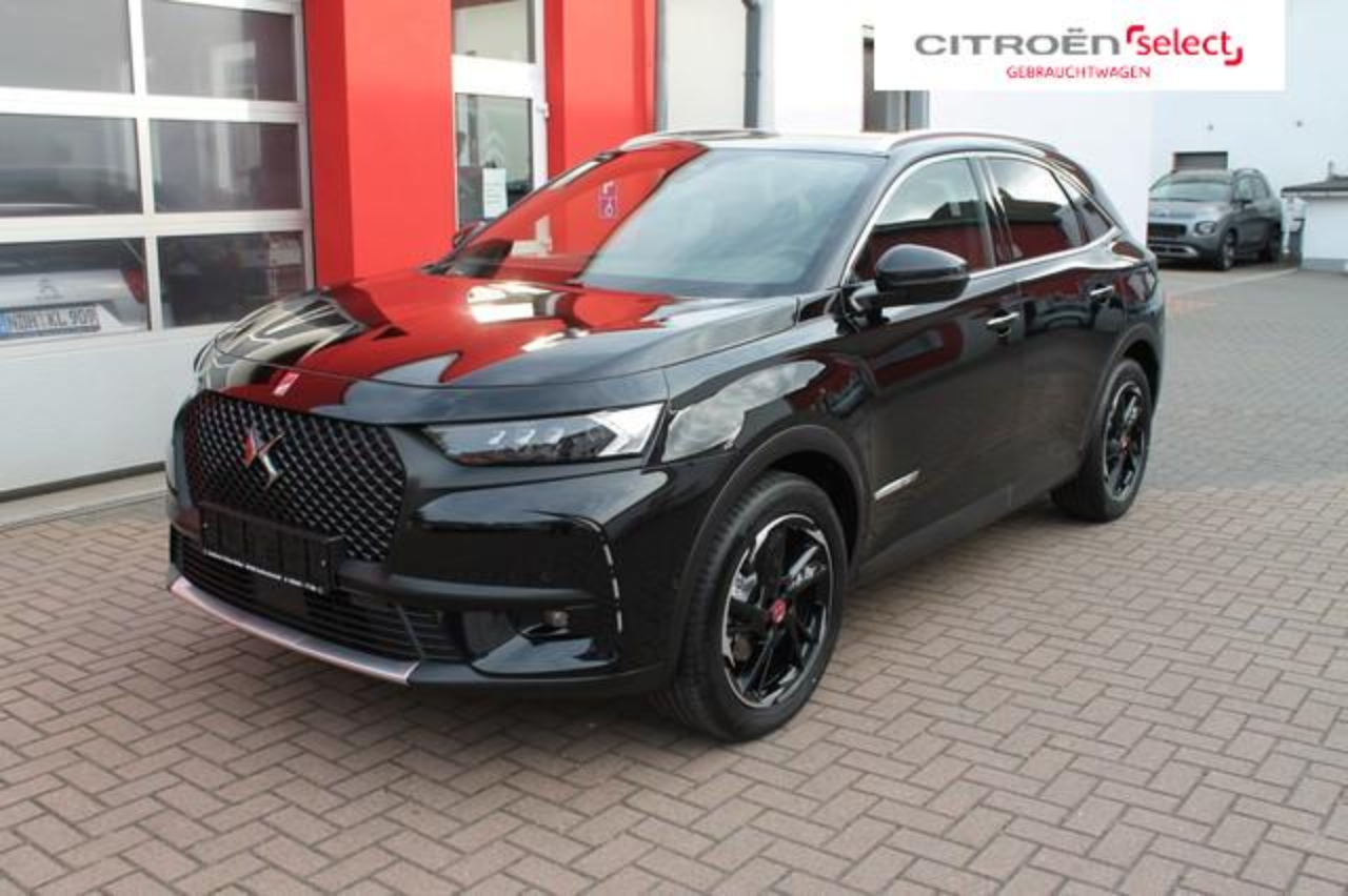 Ds DS 7 CROSSBACK PT 225 EAT8 PerformanceLine LED Kamera