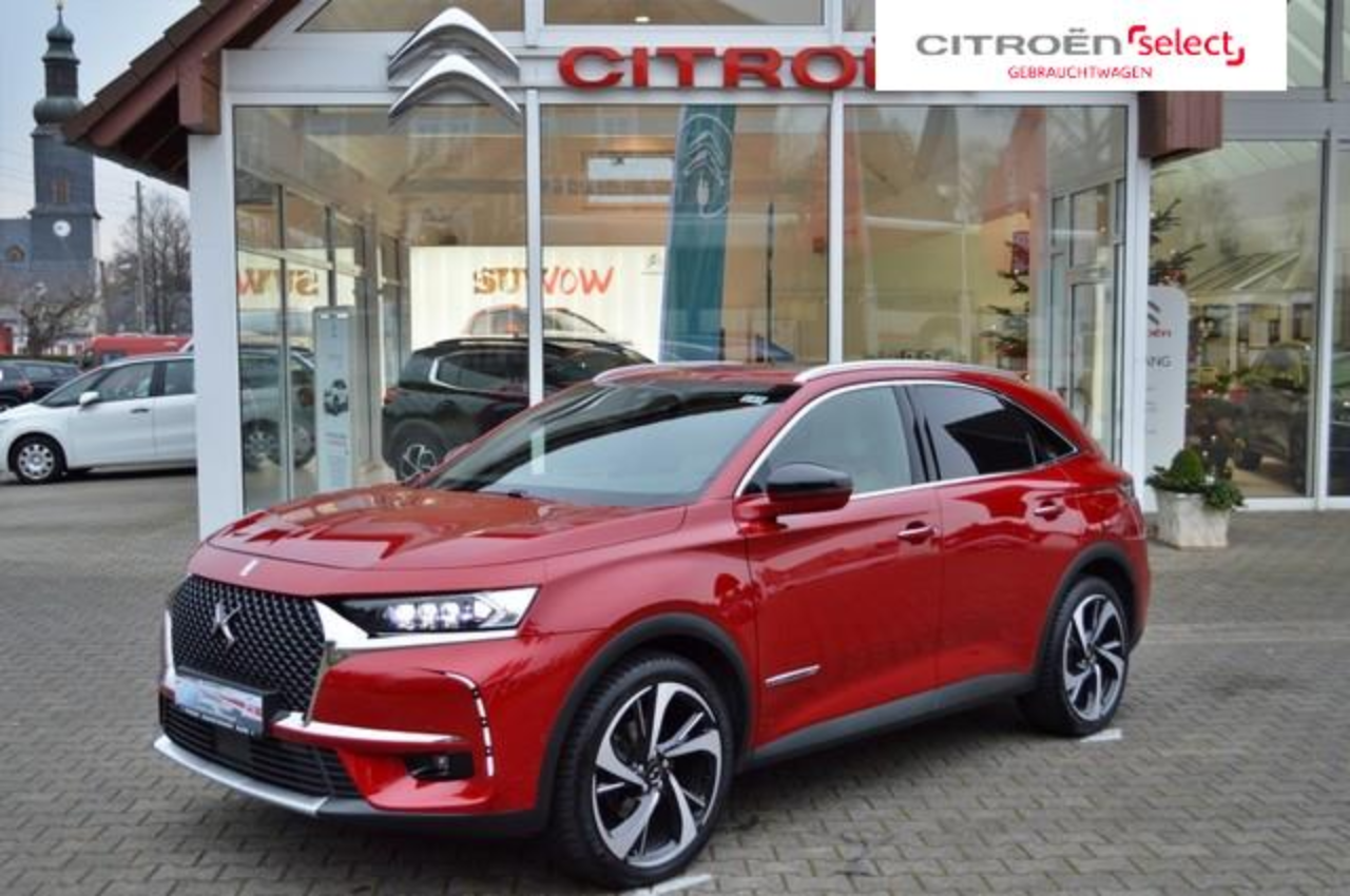 Ds DS 7 Crossback BlueHDI 180 Aut. BE CHIC