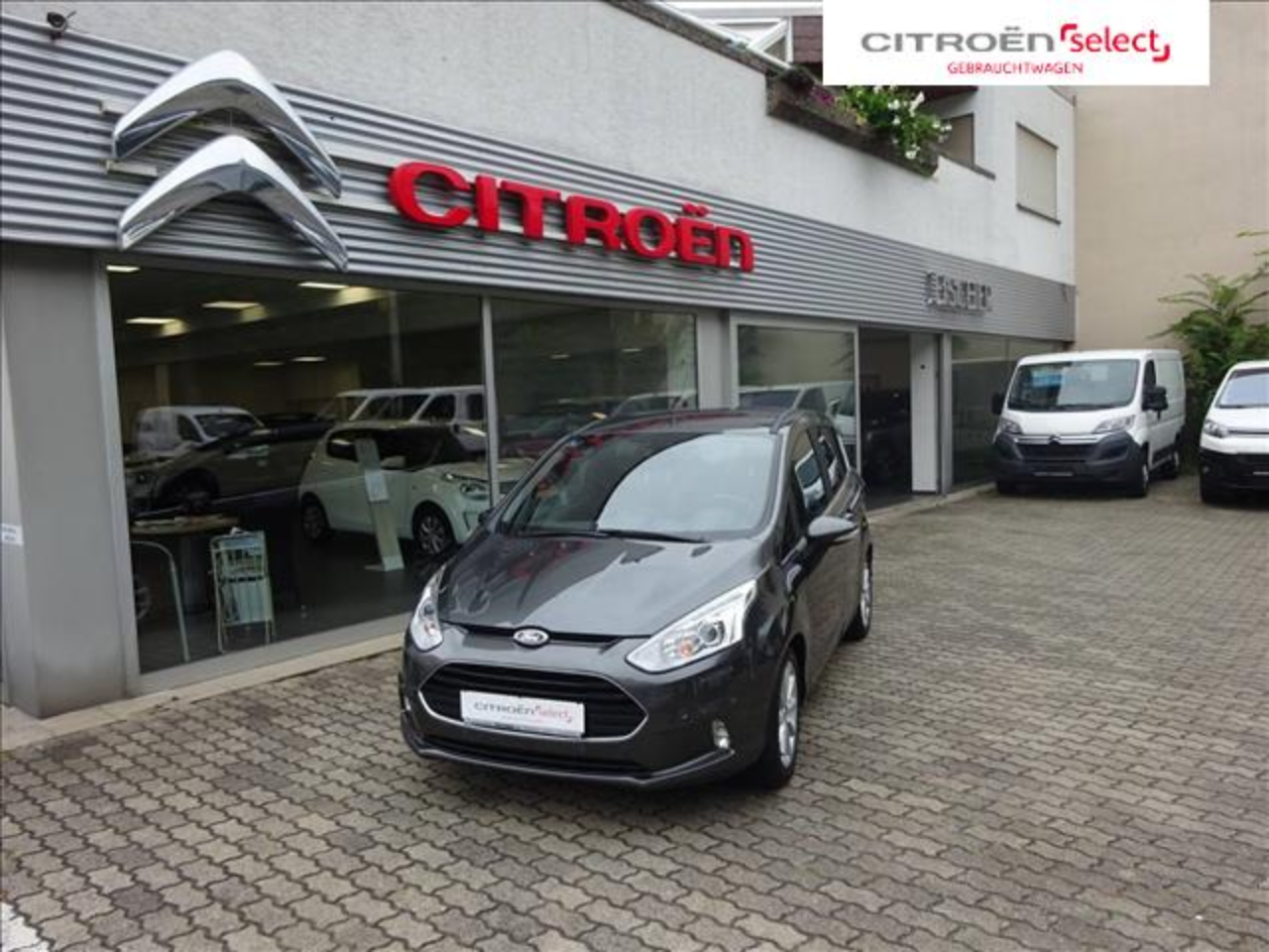Ford B-Max EcoBoost 1.0