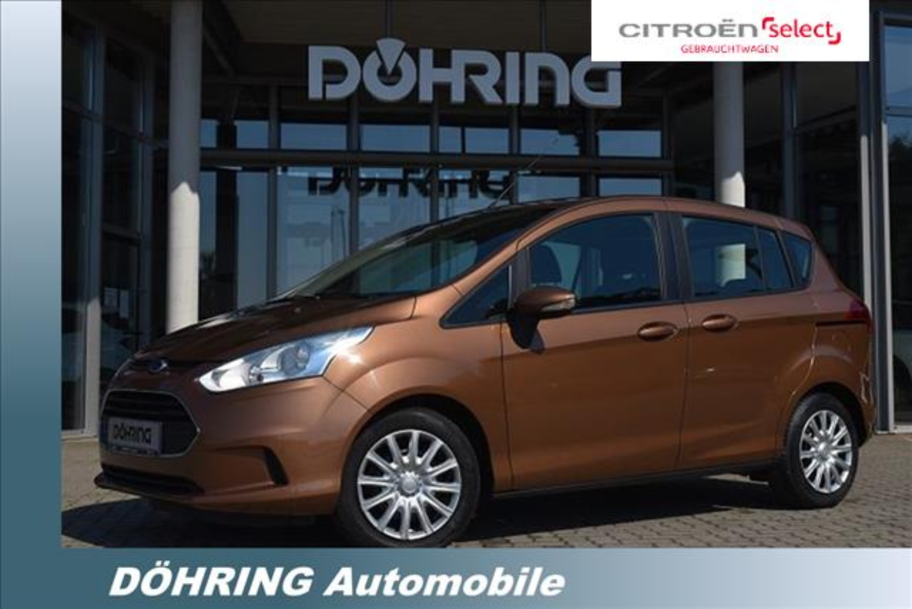 Ford B-Max 1,0 EcoBoost