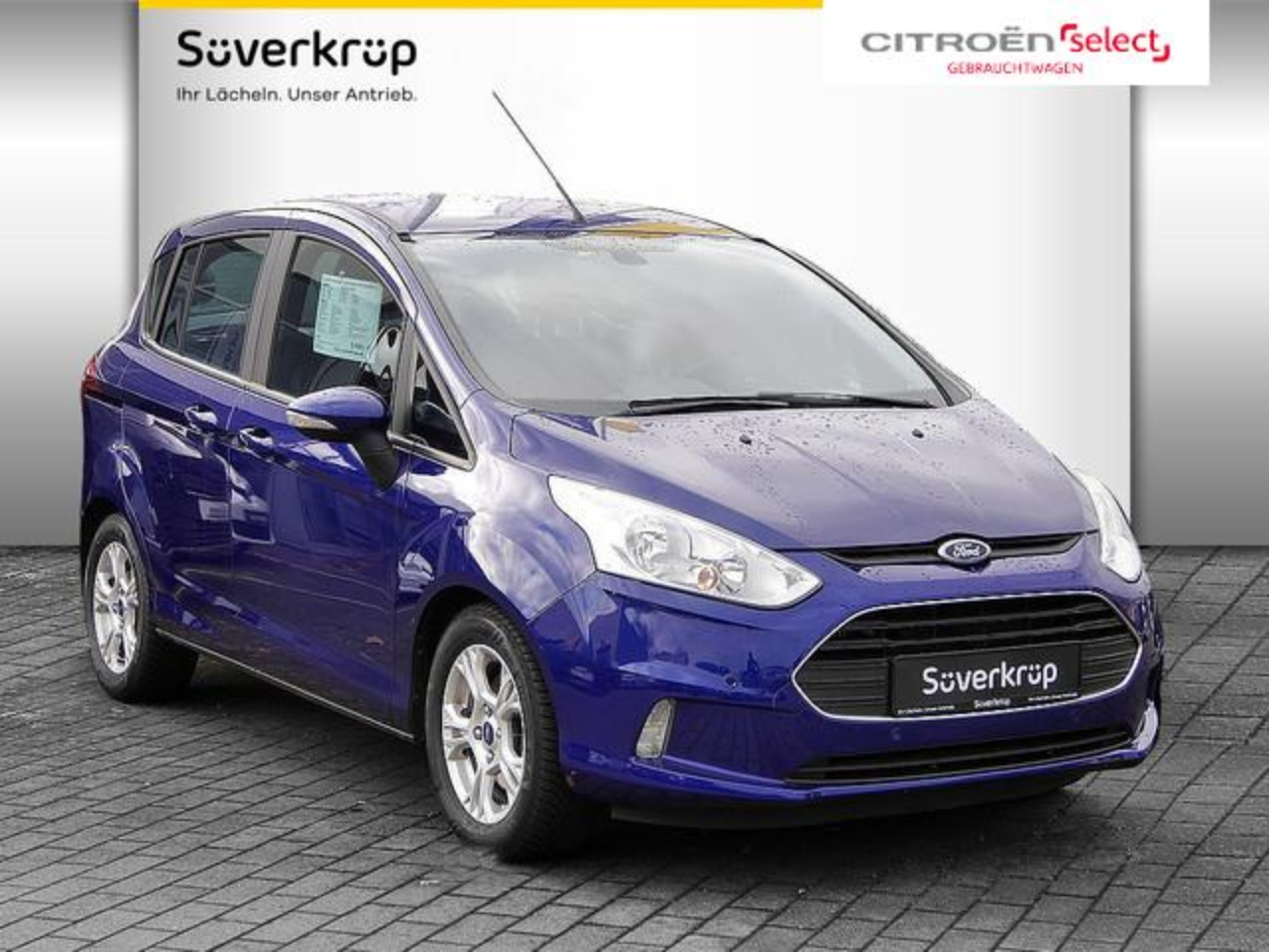Ford B-Max 1.0 EcoBoost Start/Stop SYNC Edition Front