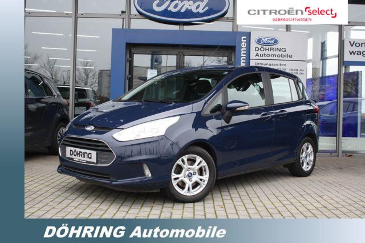 Ford B-Max 1,0ECOBOOST 100PS SYNC EDITION
