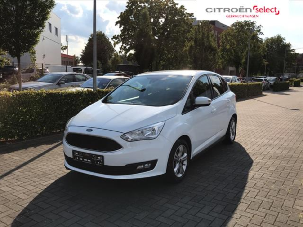 Ford C-Max 1.0 EcoBoost Business Edition