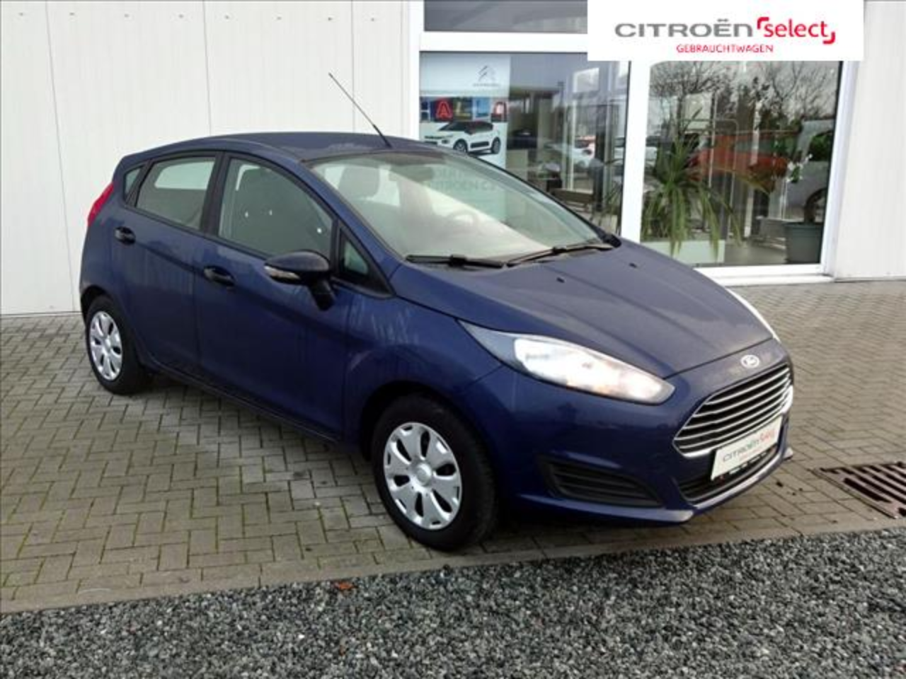 Ford Fiesta 1.25 Trend *Cool & Sound*M+S*