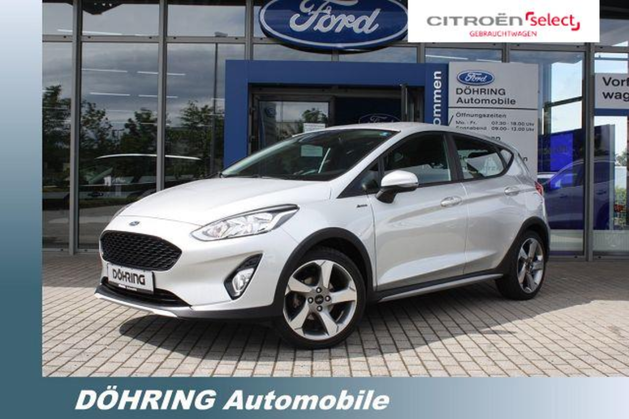 Ford Fiesta 5T. 1,0 ACTIVE, PDC, Sitzheizung