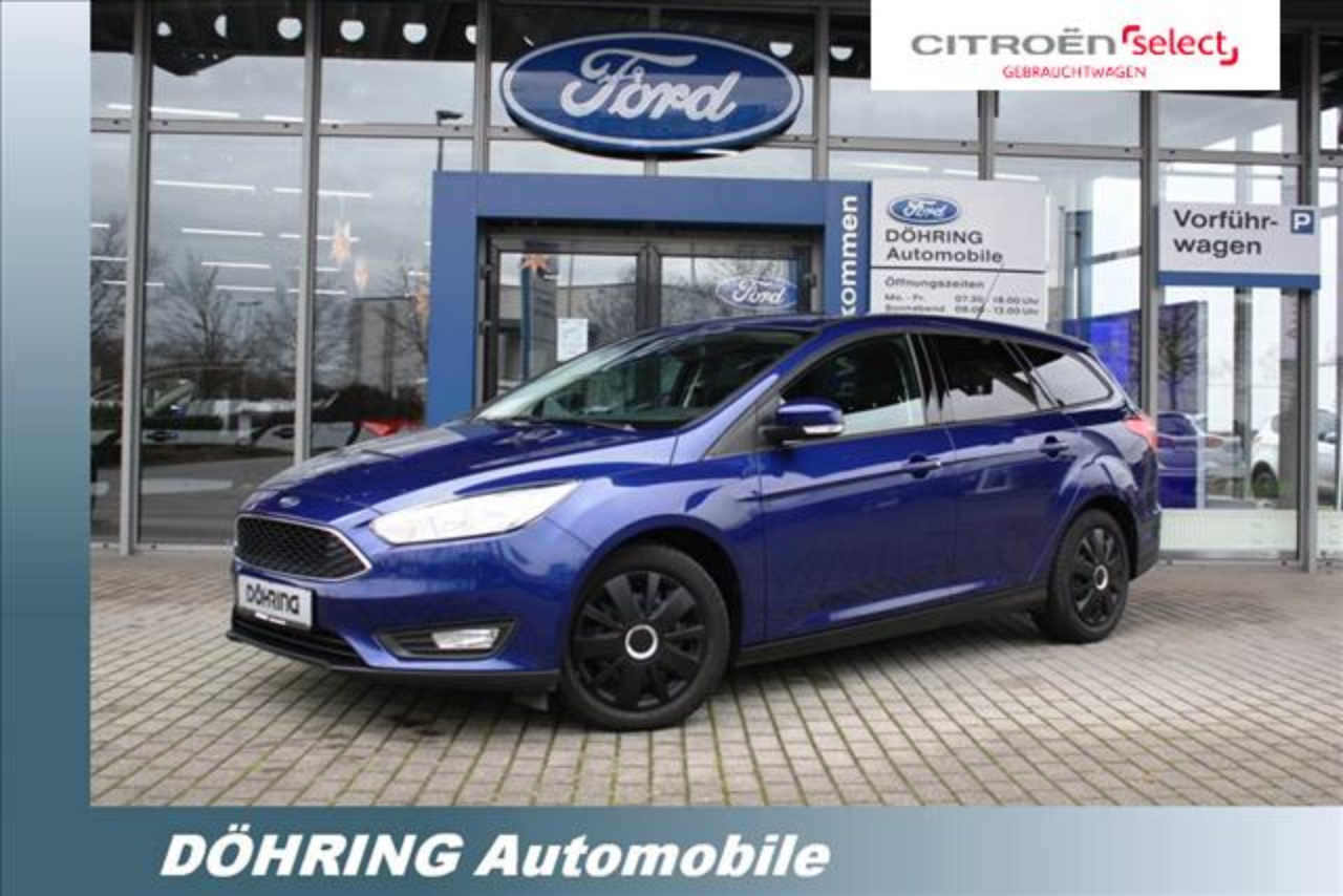 Ford Focus Turnier 1,0EcoBo. Business Edition, NAVI