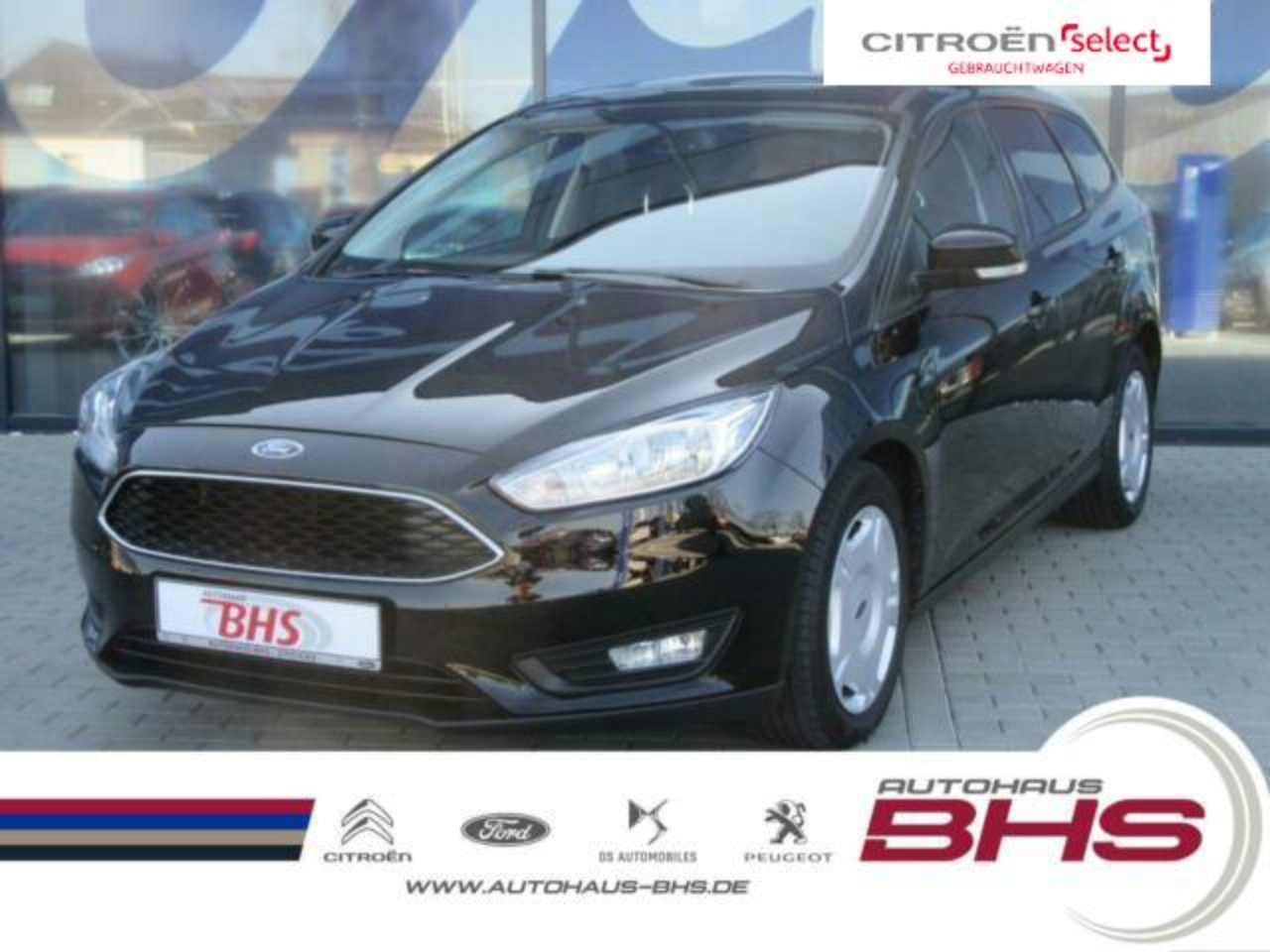 Ford Focus Turnier Business 1.5TDCi