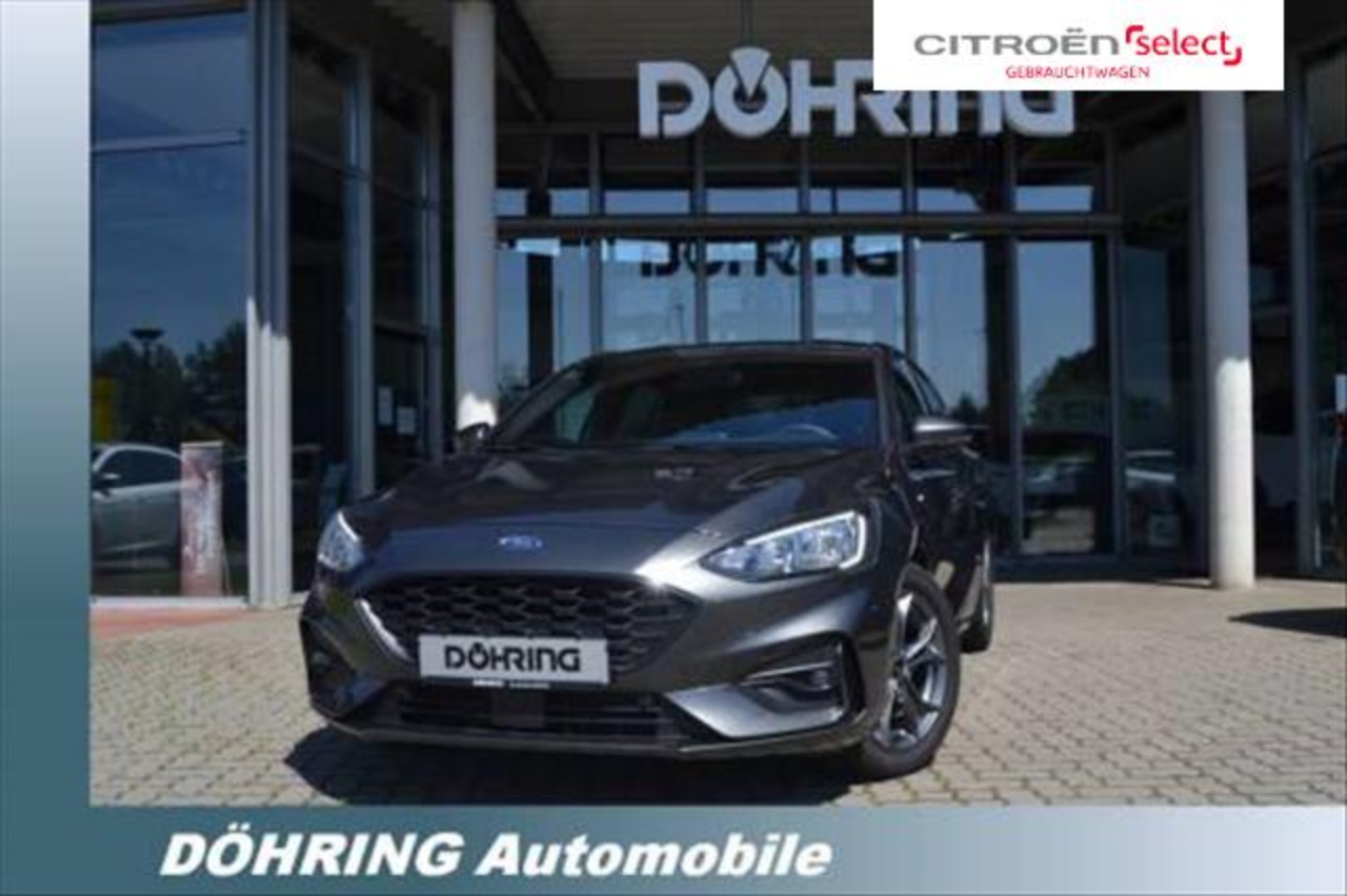Ford Focus ST-Line Navi Sync3 Winter Pa. Kamera