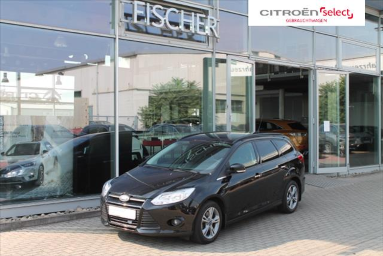 Ford Focus Kombi 1.6 Eco Boost *Klimaautomatik, Bluet