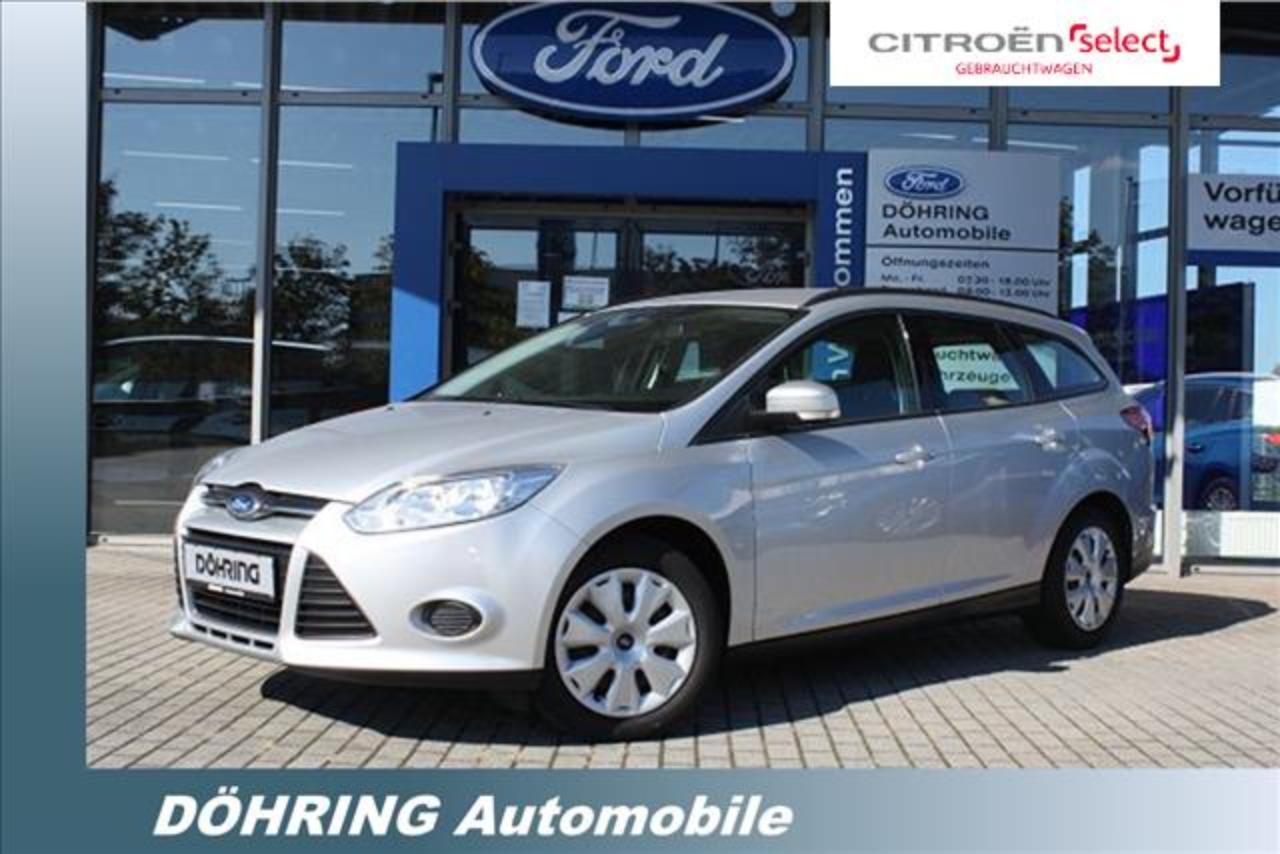 Ford Focus Turnier 1.6L Duratec Ti-VCT - Sigma++PDC,C