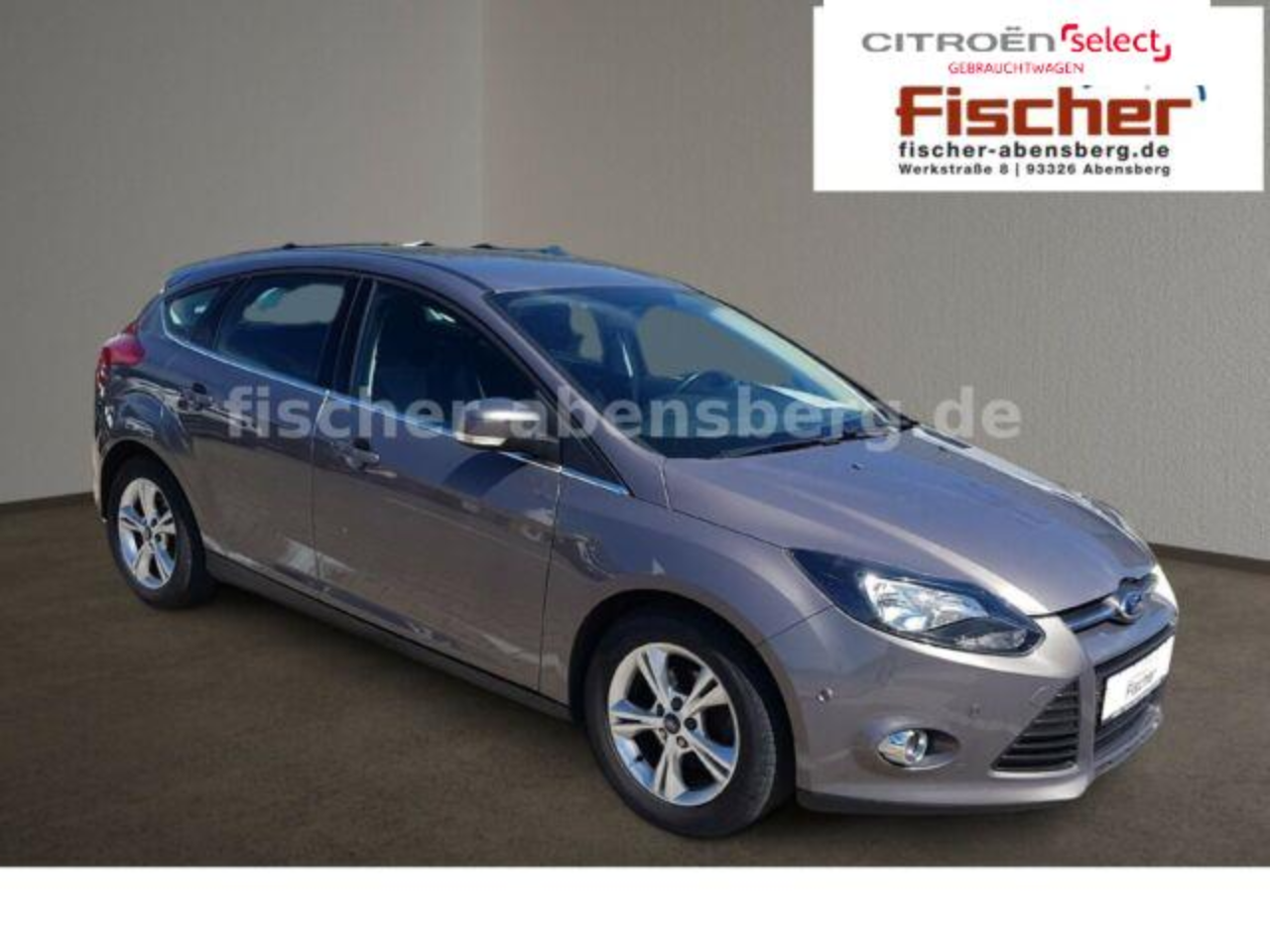 Ford Focus Lim Champions Edition