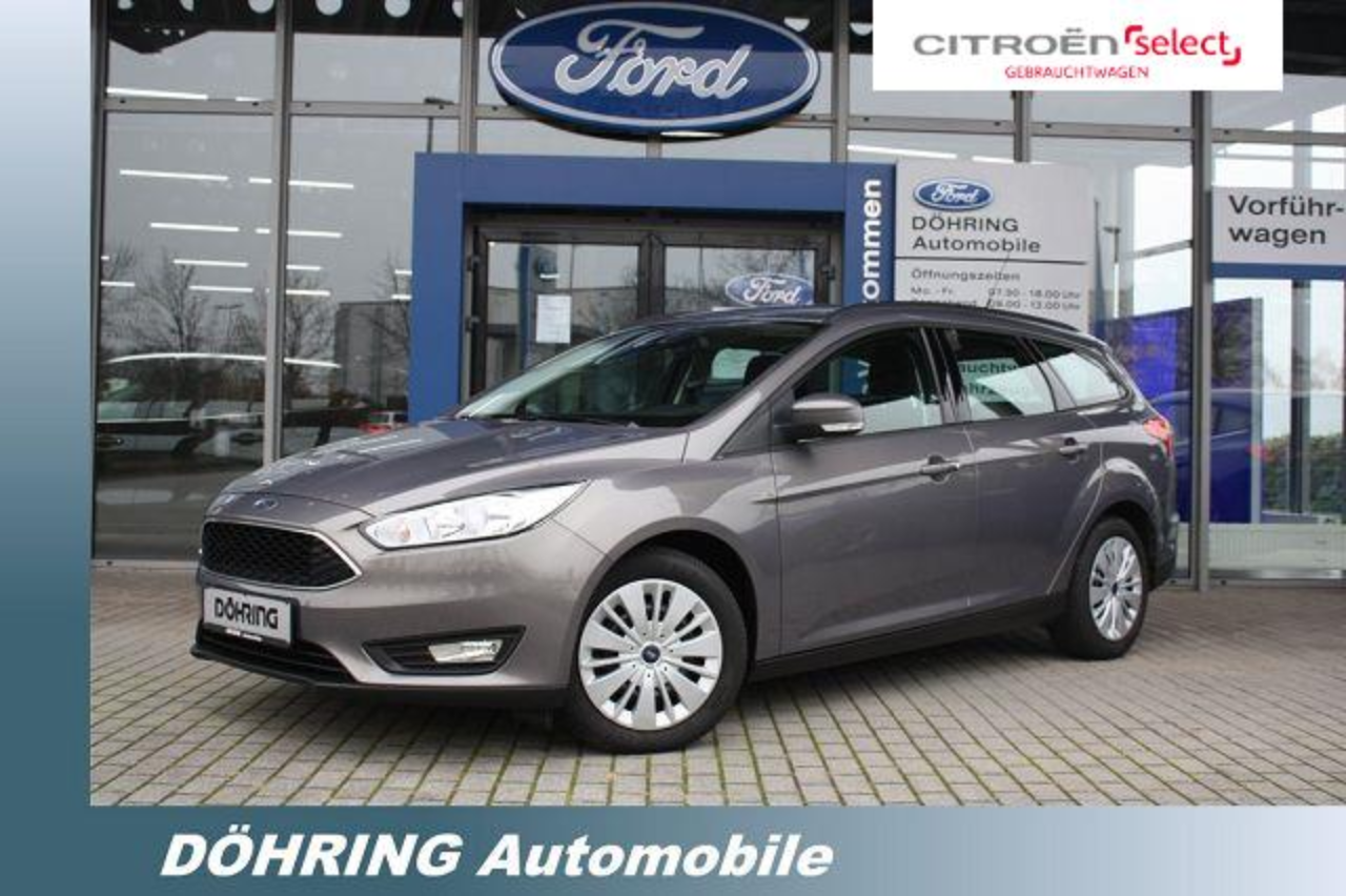 Ford Focus TURNIER 1,0ECOB. BUSINESS EDITION, Winter
