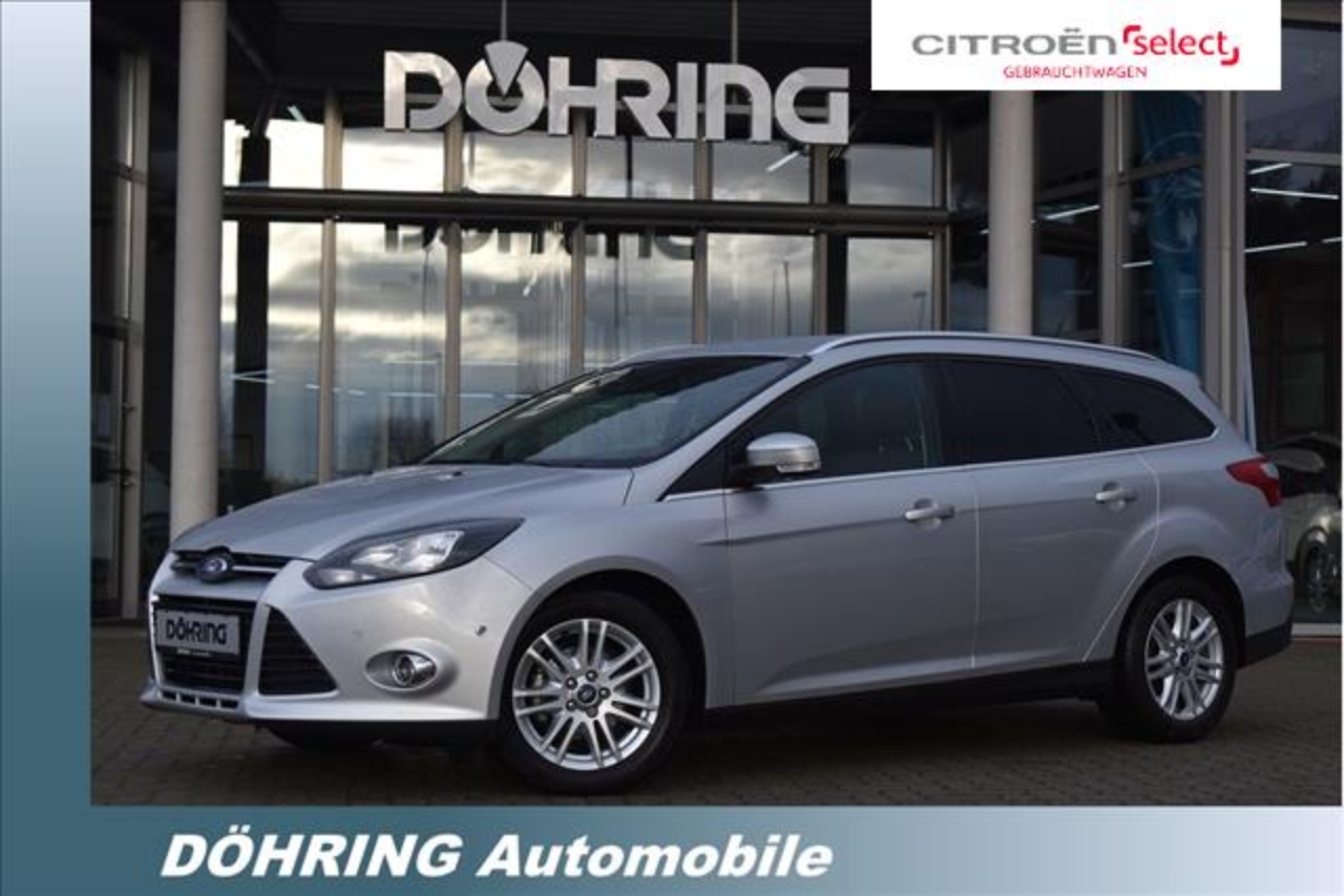 Ford Focus Turnier 1.0 125PS 6-Gang